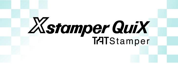 Xstamper QuiX TAT Stamper