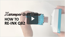 How to Re-ink Q82